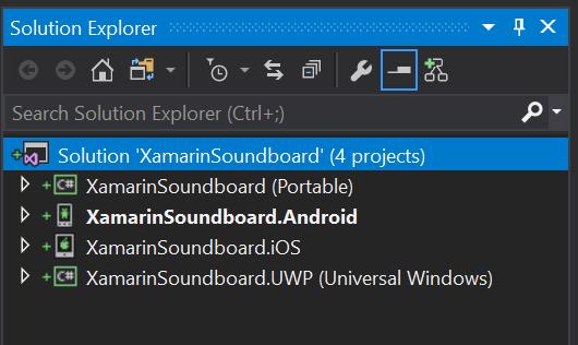 Creating a Cross-Platform Soundboard with Xamarin Forms