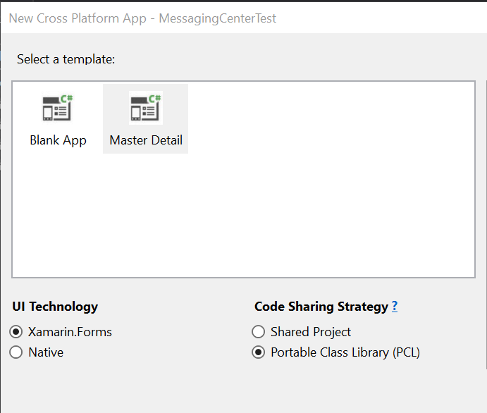 Xamarin Forms Background Tasks with MessagingCenter – CubicleNinja